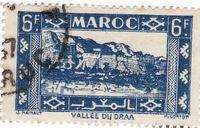 Timbres maroc 8